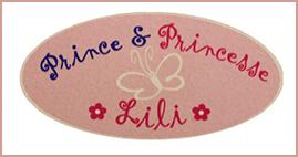 PRINCE ET PRINCESSE LILI